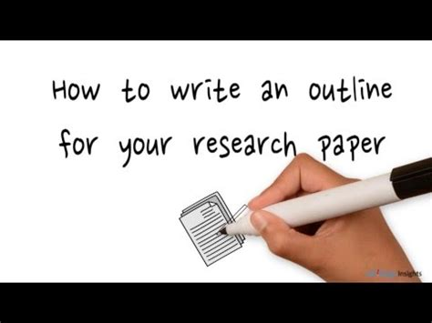 How To Write A Research Paper In A Day - Prescott Papers